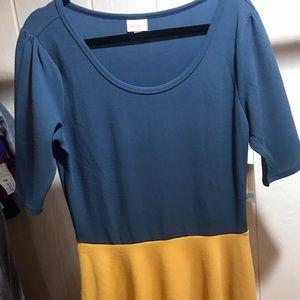 New LuLaRoe Nicole Dress